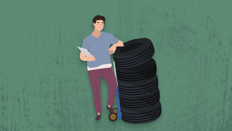 Обязательная маркировка шин: как подготовиться