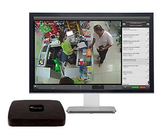PrismaBox до 8 аналоговых камер